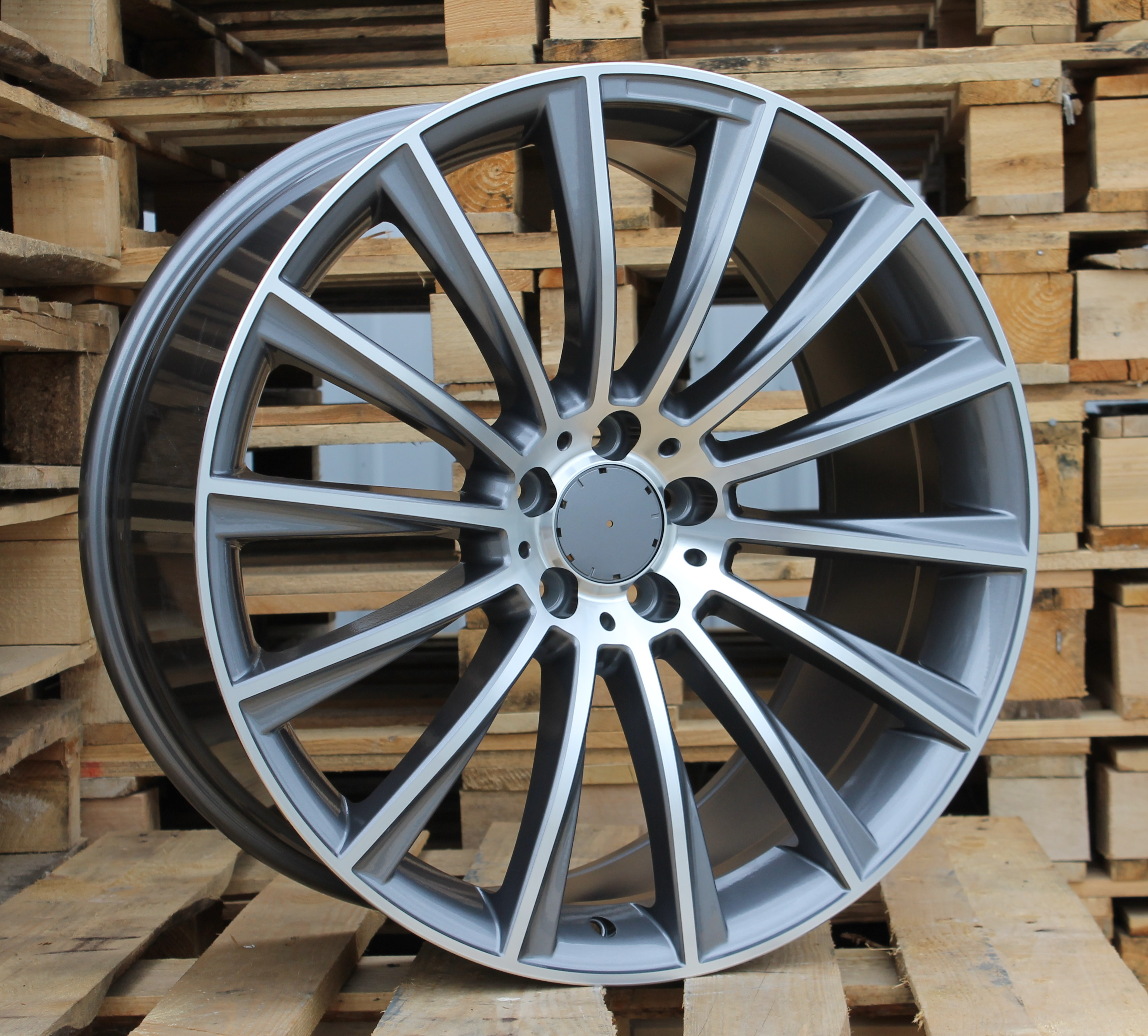 M18X9.5 5X112 ET48 66.56 BY1048 MG+Powder Coating RWR MER (+3eur) (P)## 9.5x18 ET50 5x112