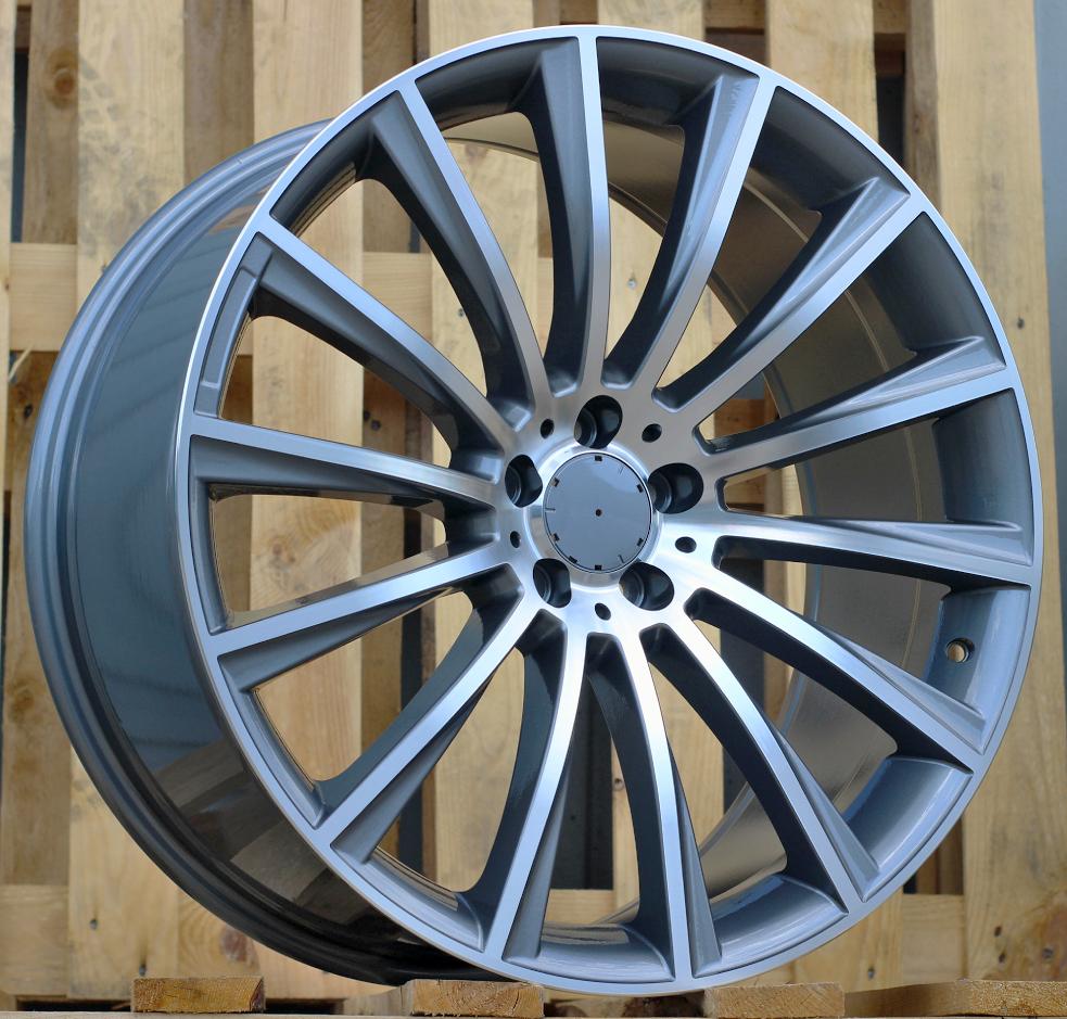 M18X8.5 5X112 ET35 66.56 BY1048 MG+Powder Coating (Rear+Front) RWR MER (+3eur) (K7) 8.5x18 ET35 5x112