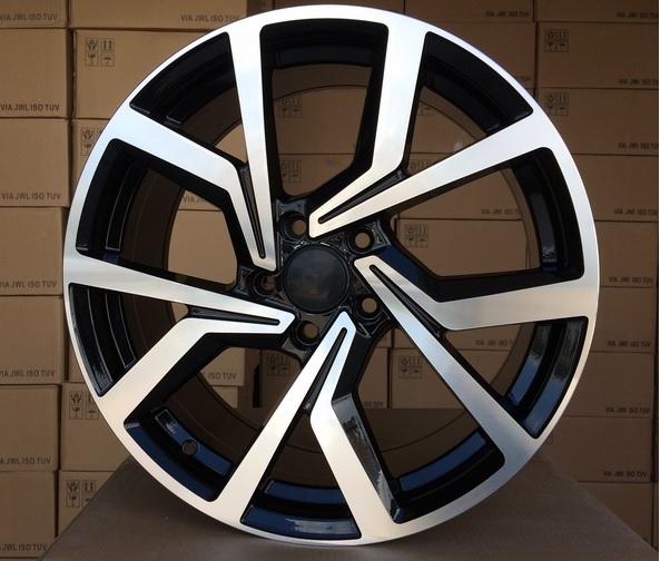 W15X6.5 5X100 ET42 57.1 BY1154 (BK5125) MB+Powder Coating RWR W (+2eur) (D2)## 6.5x15 ET41 5x100