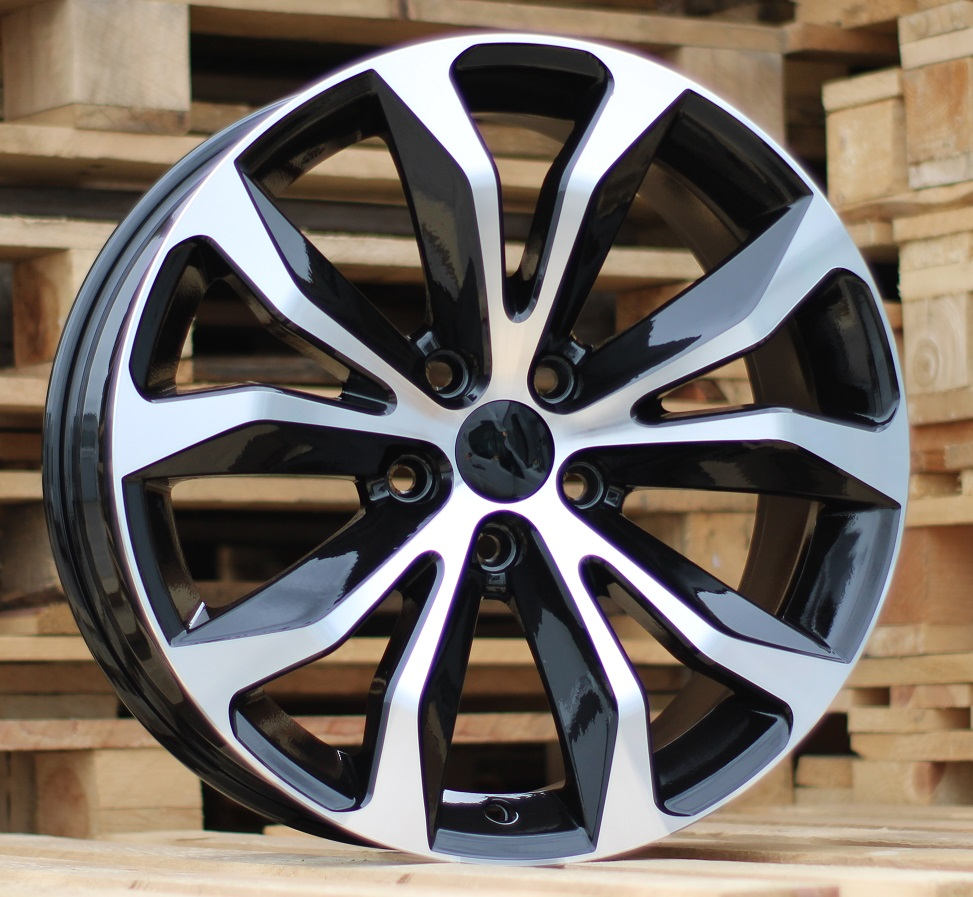 L18X7.5 5x114.3 ET35 60.1 BY1237 MB+Powder Coating RWR LEX (+3eur) (K7) 7.5x18 ET35 5x114.3