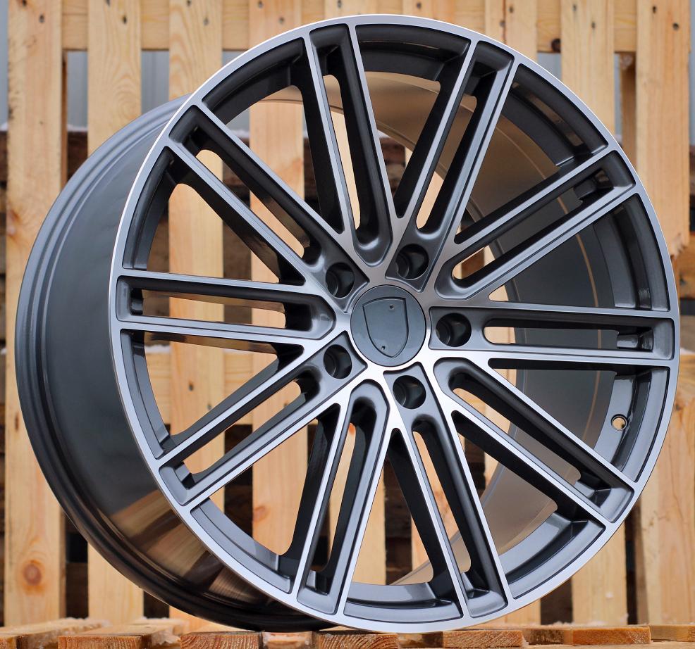 P21X9.5 5X130 ET60 71.6 BYD1271 MG RWR POR (P) 9.5x21 ET59 5x130