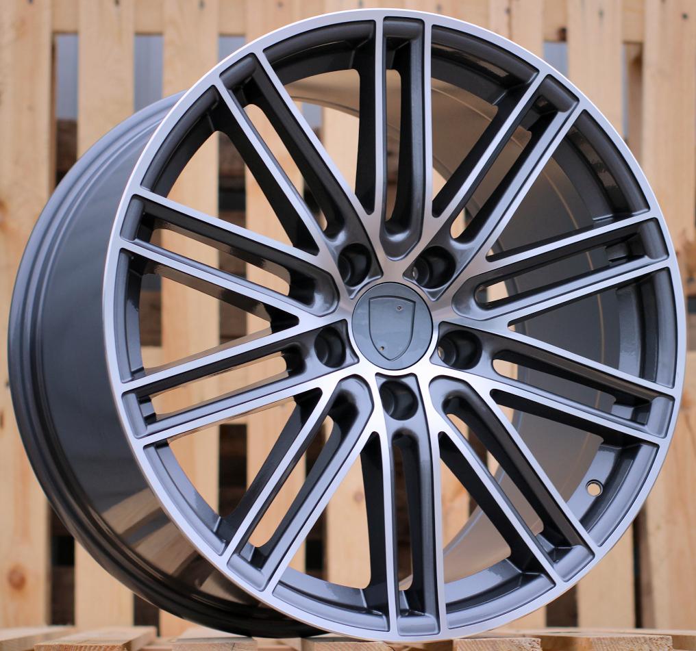 P20X9.5 5x130 ET50 71.6 BY1274 MG+Powder Coating (Rear+Front) RWR POR (900kg) (+5eur) (P)## 9.5x20 ET50 5x130