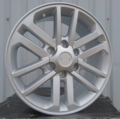 T18X7.5 6X139.7 ET30 106.1 BK627(BY1155) MG RWR TOY (4x4 price)(A) 7.5x18 ET30 6x139.7