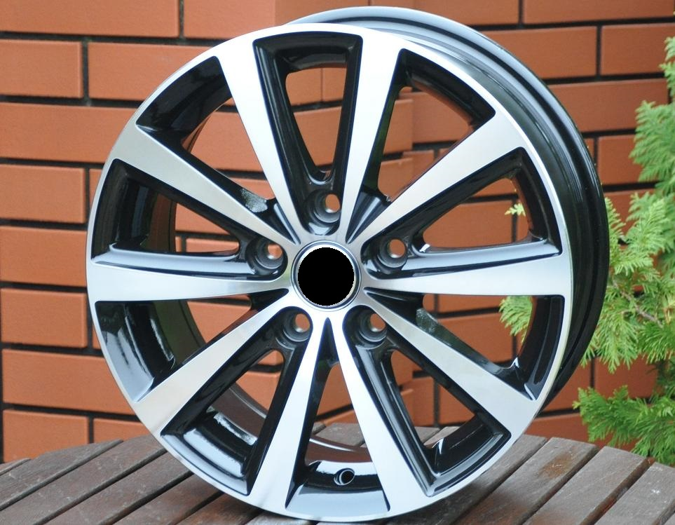W15X6 5x100 ET40 57.1 BK672 MB+Powder Coating RWR W (+2eur) (L1)## 6x15 ET40 5x100