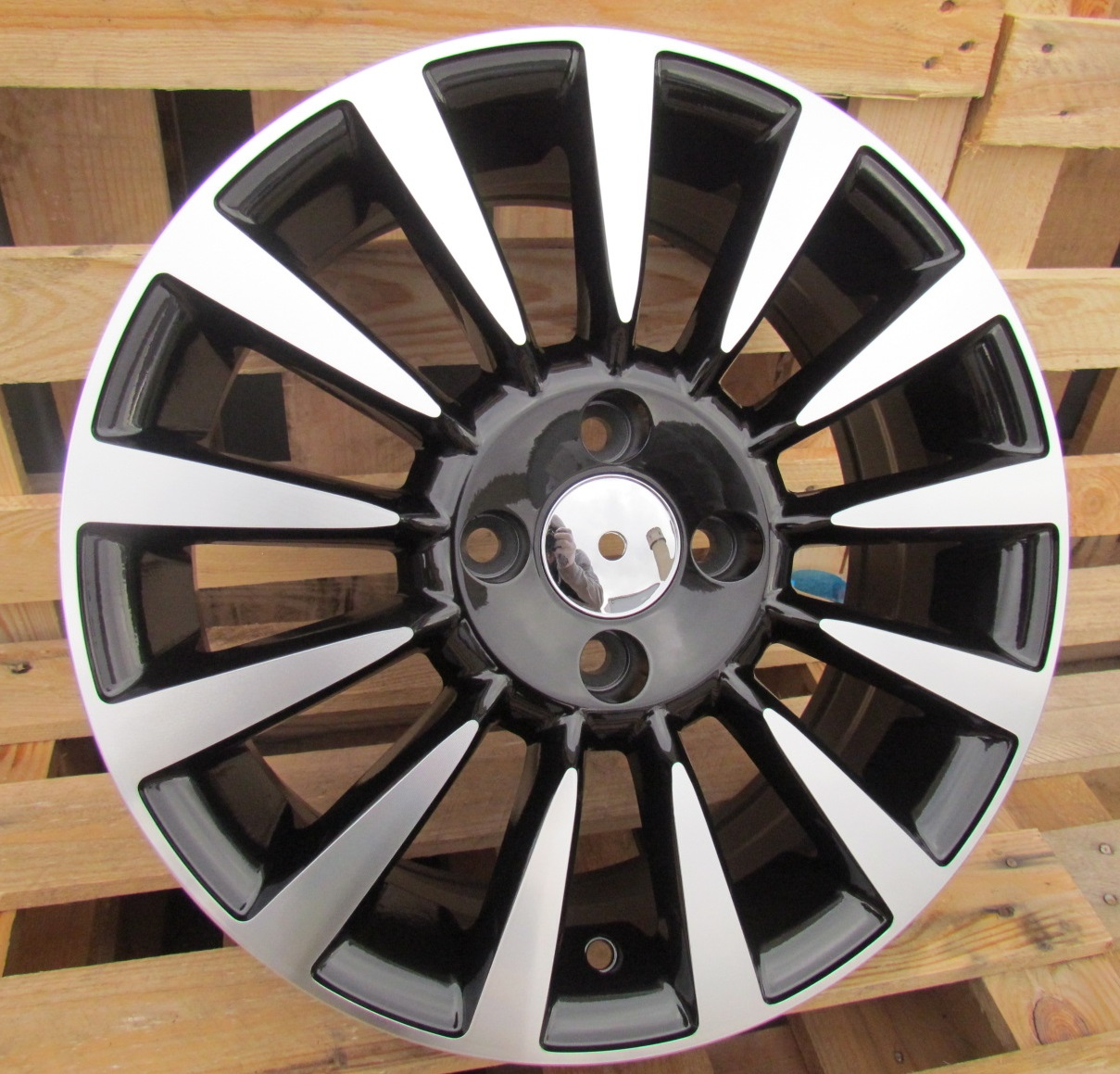 F15X6 4X98 ET35 58.1 BK743 MB+Powder Coating RWR FIA (+2eur) (D2) 6x15 ET36 4x98