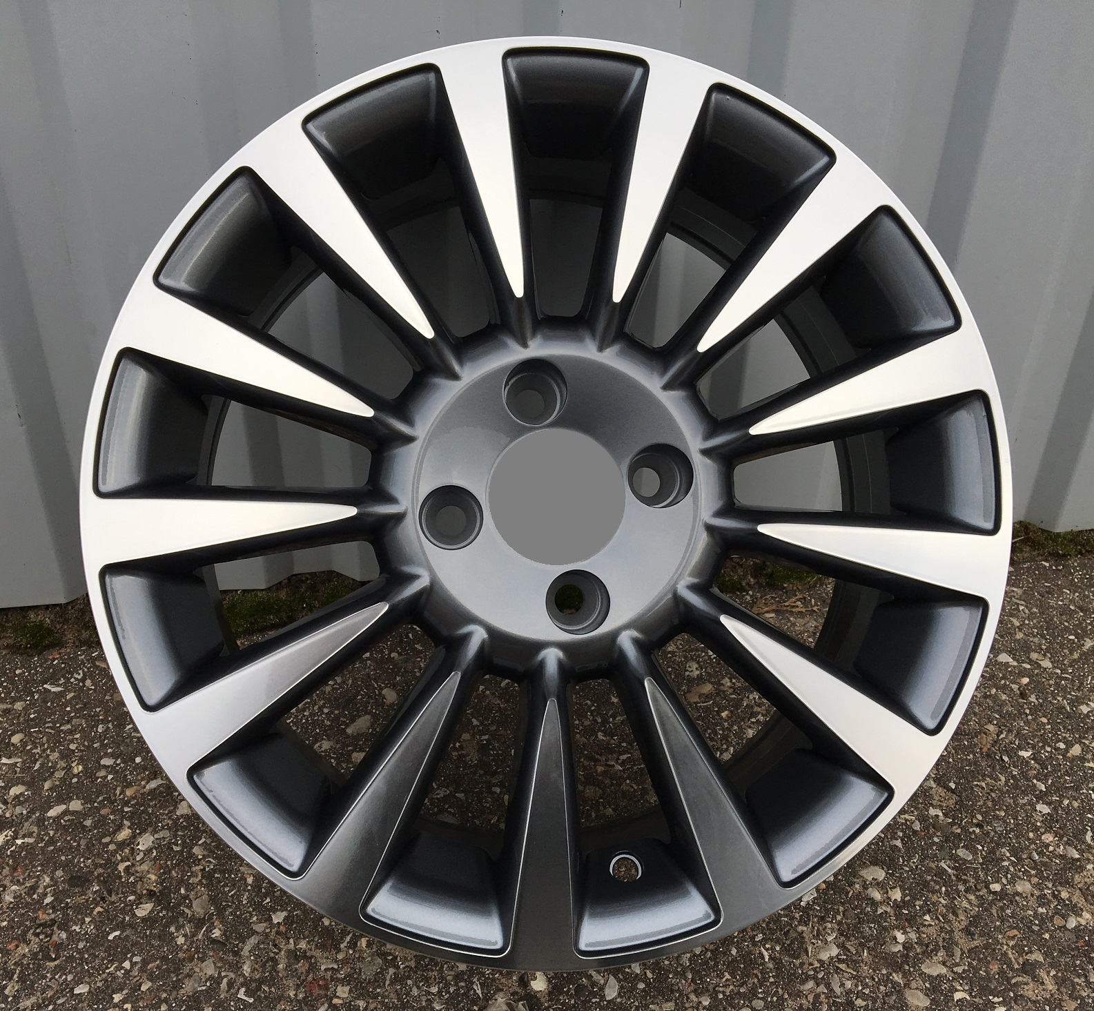 F15X6 4X98 ET35 58.1 BK743 MG+Powder Coating RWR FIA (+2eur) (D3) 6x15 ET36 4x98
