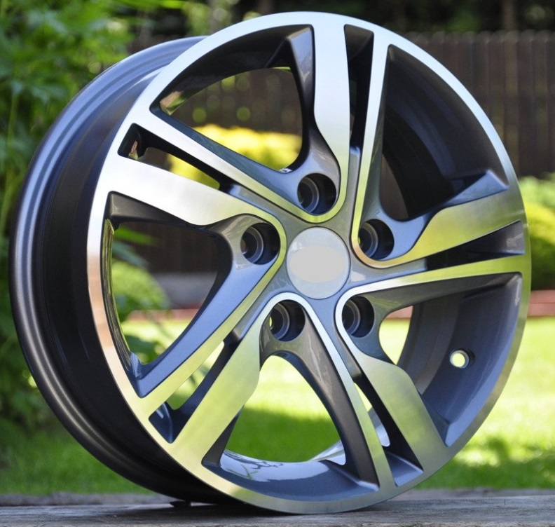H15X6 4X100 ET46 54.1 BK813 MG+POWDER COATING RWR Hyundai (+2eur) (R) 6x15 ET47 4x100
