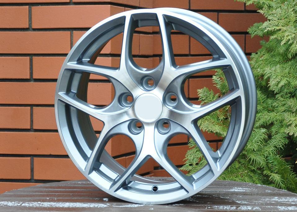 F16X6.5 5X108 ET52 63.4 BK857 MG RWR FOR (R) 6.5x16 ET52 5x108