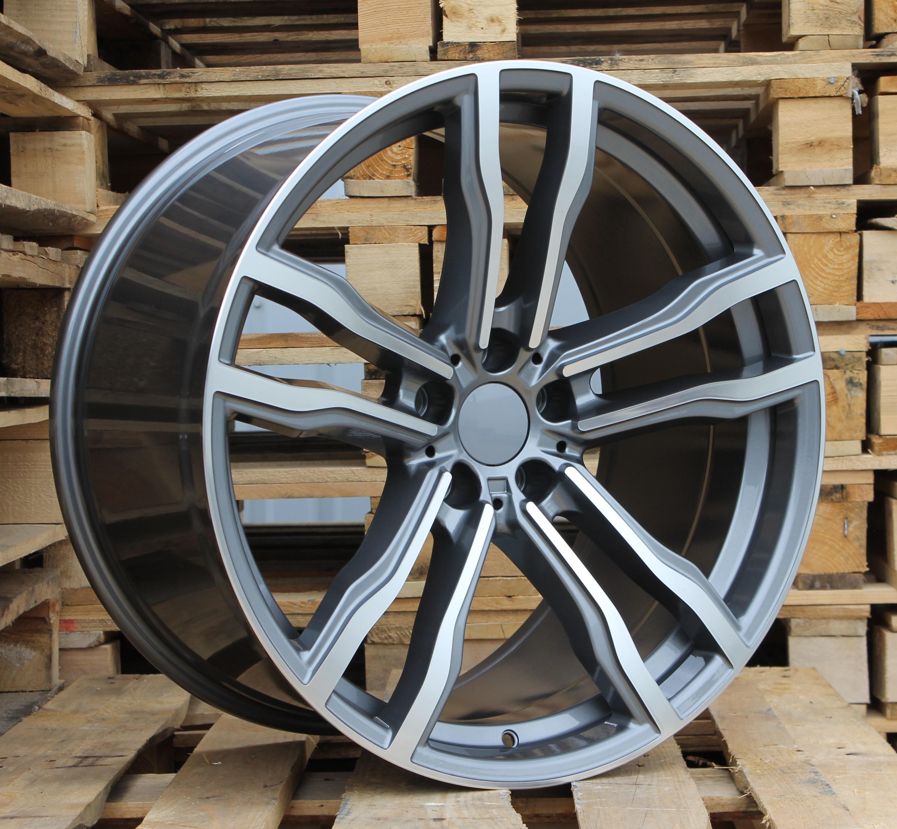 B20X10 5X120 ET40 74.1 BY588 (DLJ588) MG (Rear+Front) RWR BM (K5+P) 10x20 ET40 5x120
