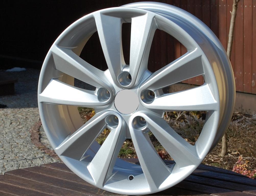 R16X6.5 5X108 ET45 60.1 DW033 (603306) SI RWR Renault (K3 ) 6.5x16 ET45 5x108
