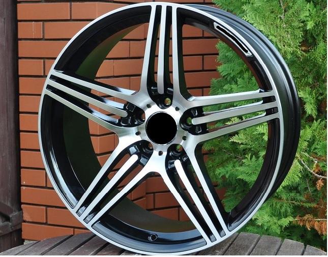 M18X8.5 5x112 ET43 66.6 DW202 (BK146) MB+Powder coating RWR MER (+3 eur)(K2) 8.5x18 ET42 5x112