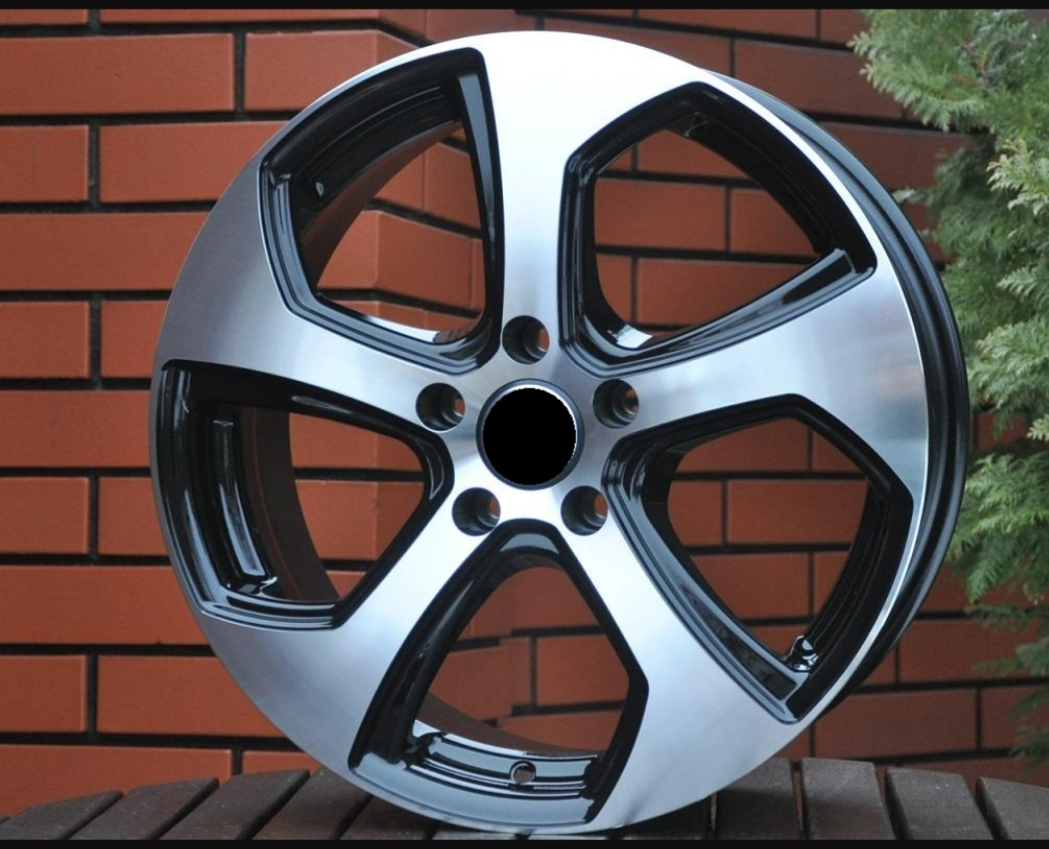 W15X7 5X100 ET35 57.1 ZE1097 (XF164) MB+POWDER COATING RWR W (+2eur) ()## 7x15 ET35 5x100