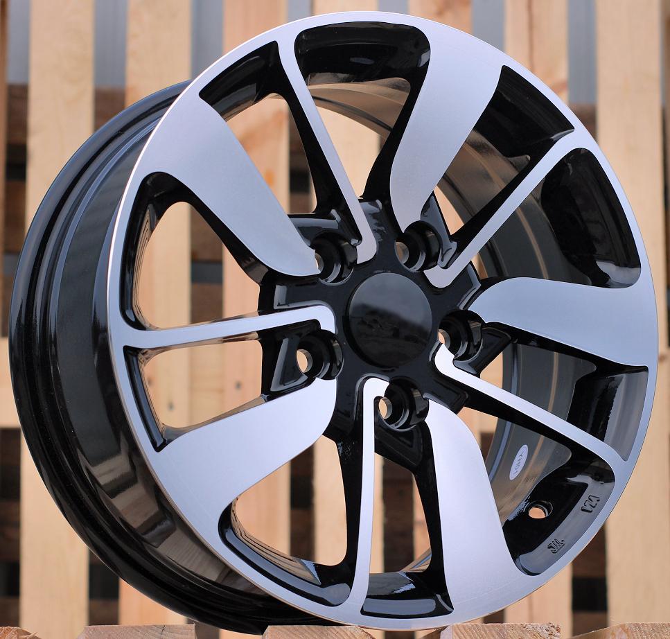 R15X6.5 5X114.3 ET40 66.1 FE1036 MB RWR Renault (N) 6.5x15 ET40 5x114.3