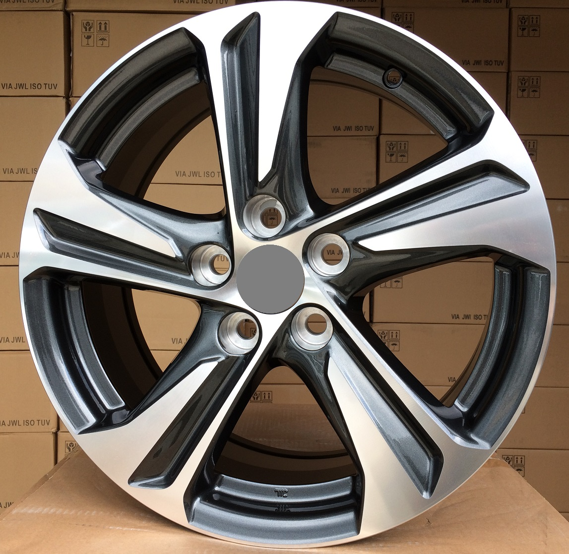 C15X6 4X108 ET25 65.1 TL5832NW MG+POWDER COATING RWR CIT (+2eur)(D5)## 6x15 ET22 4x108