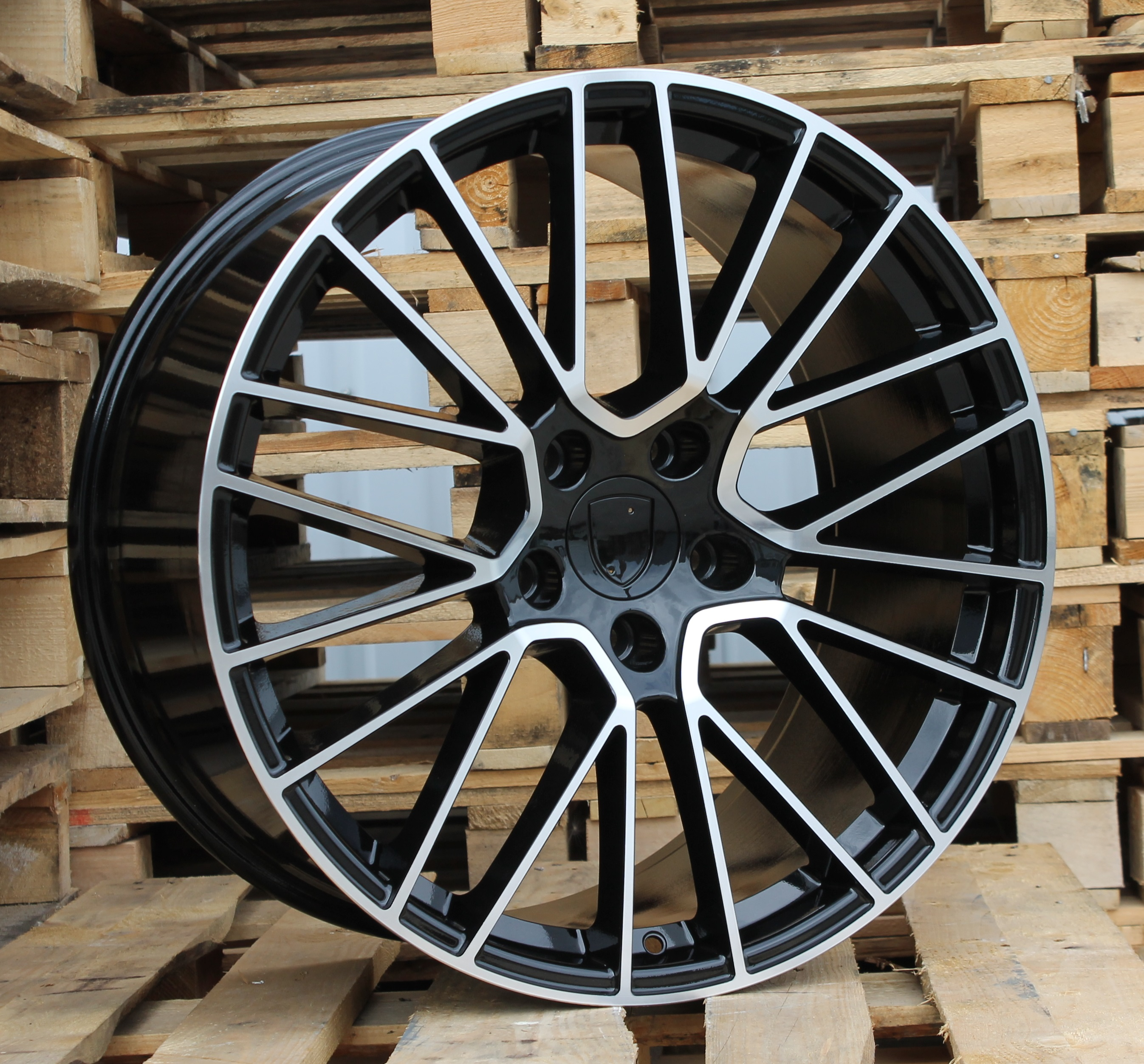P22X10 5X130 ET48 71.56 FE179 MB+Powder Coating (REAR+FRONT) RWR POR (+5eur) (K5)## 10x22 ET48 5x130
