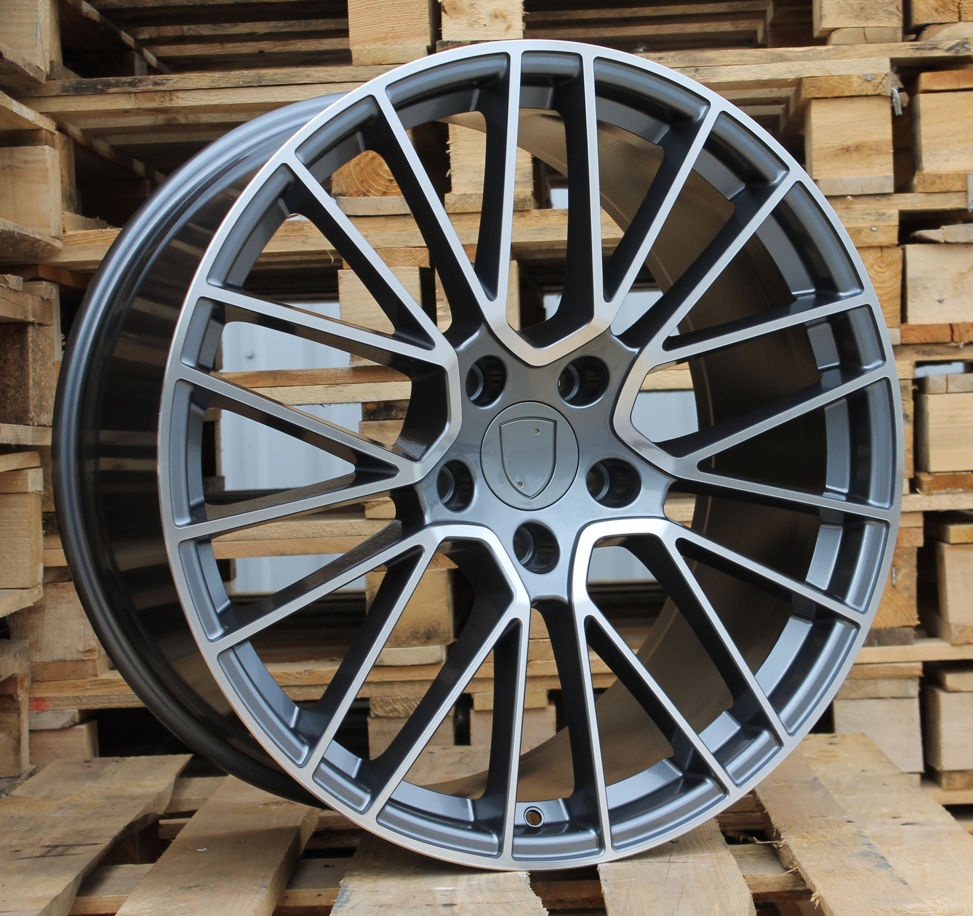 P22X11.5 5X130 ET61 71.56 FE179 MG (rear+front) RWR POR (K5)## 11.5x22 ET62 5x130