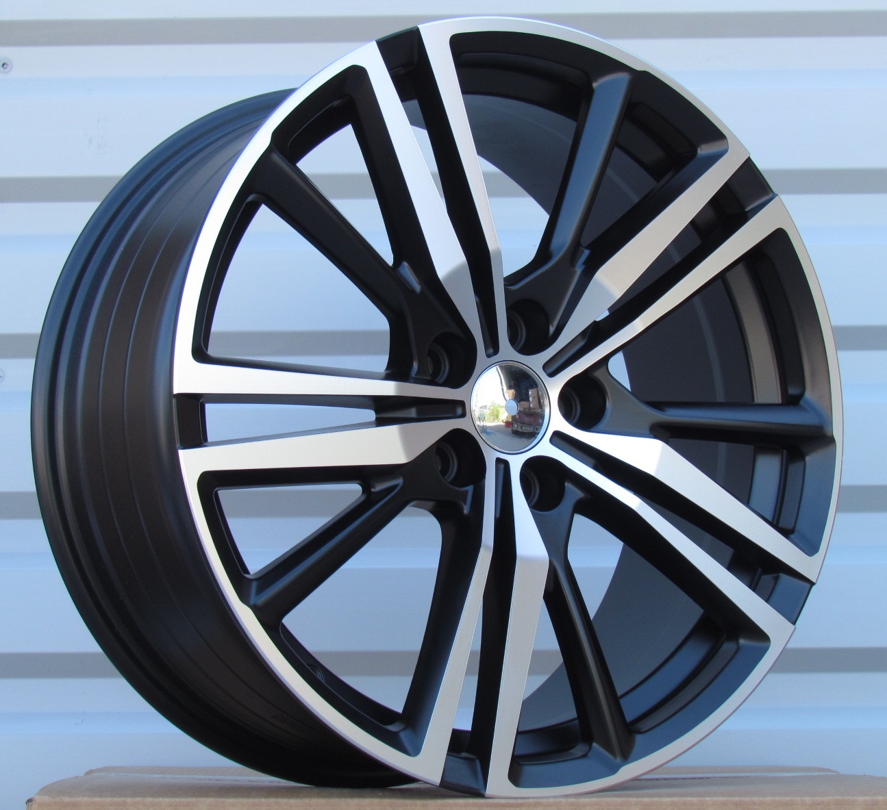 V18X8 5X108 ET45 63.3 FE182 MB+POWDER COATING RWR VOL (+3eur) (K6) 8x18 ET47 5x108
