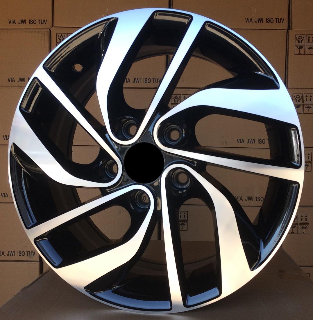 R16X6.5 5X114.3 ET47 66.1 FR783 MB RWR Renault (R) 6.5x16 ET47 5x114.3