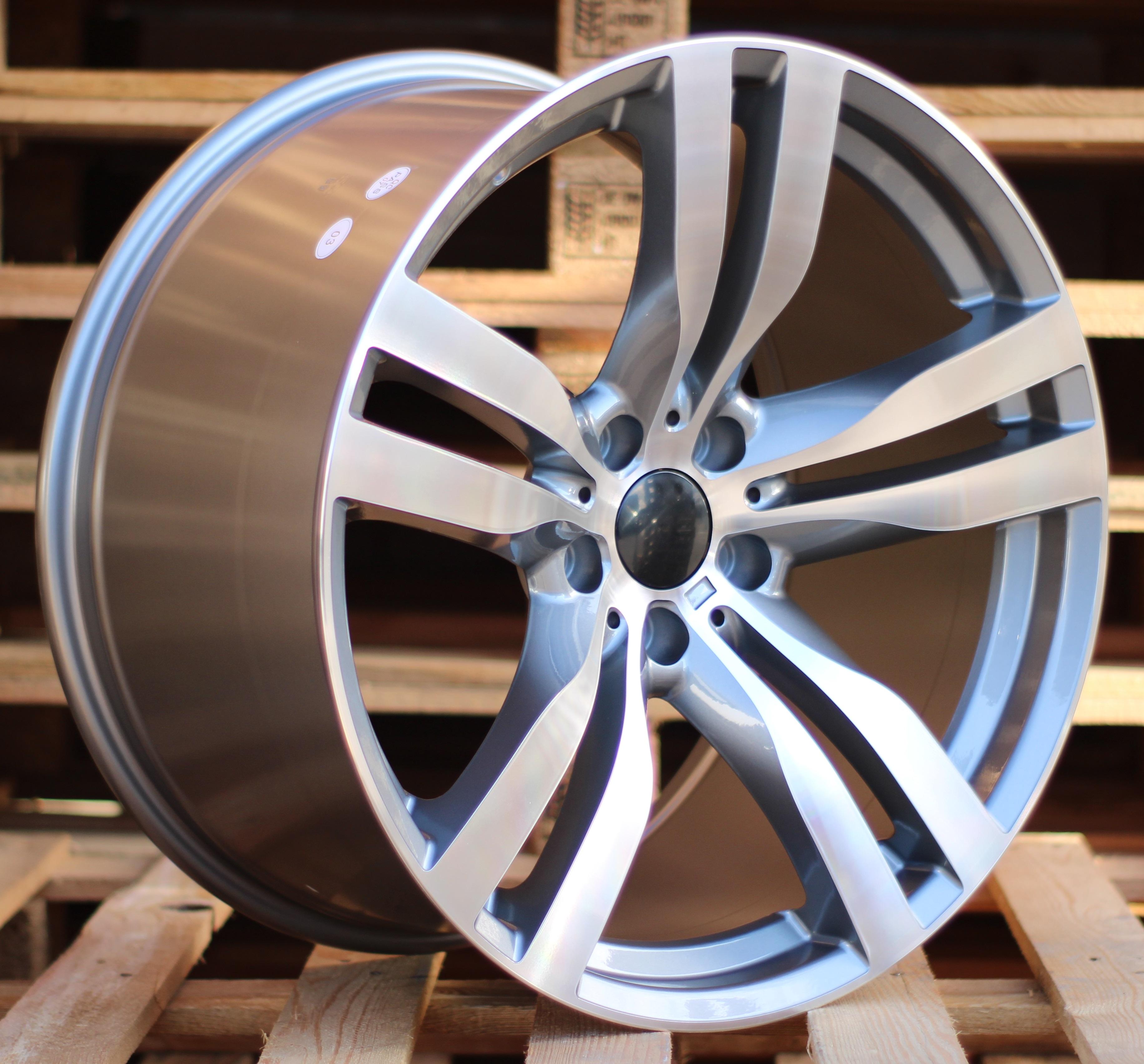 B20X11 5X120 ET37 74.1 HE5175 MG (Rear+Front) RWR BM (K1) 11x20 ET37 5x120