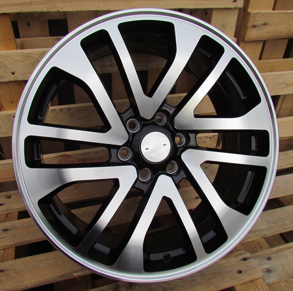 N18X7.5 6X114.3 ET35 73.1 LU1313 (1313187511M) MB+Powder coating RWR NIS (4x4 price)(+3eur) (K4) 7.5x18 ET35 6x114.3