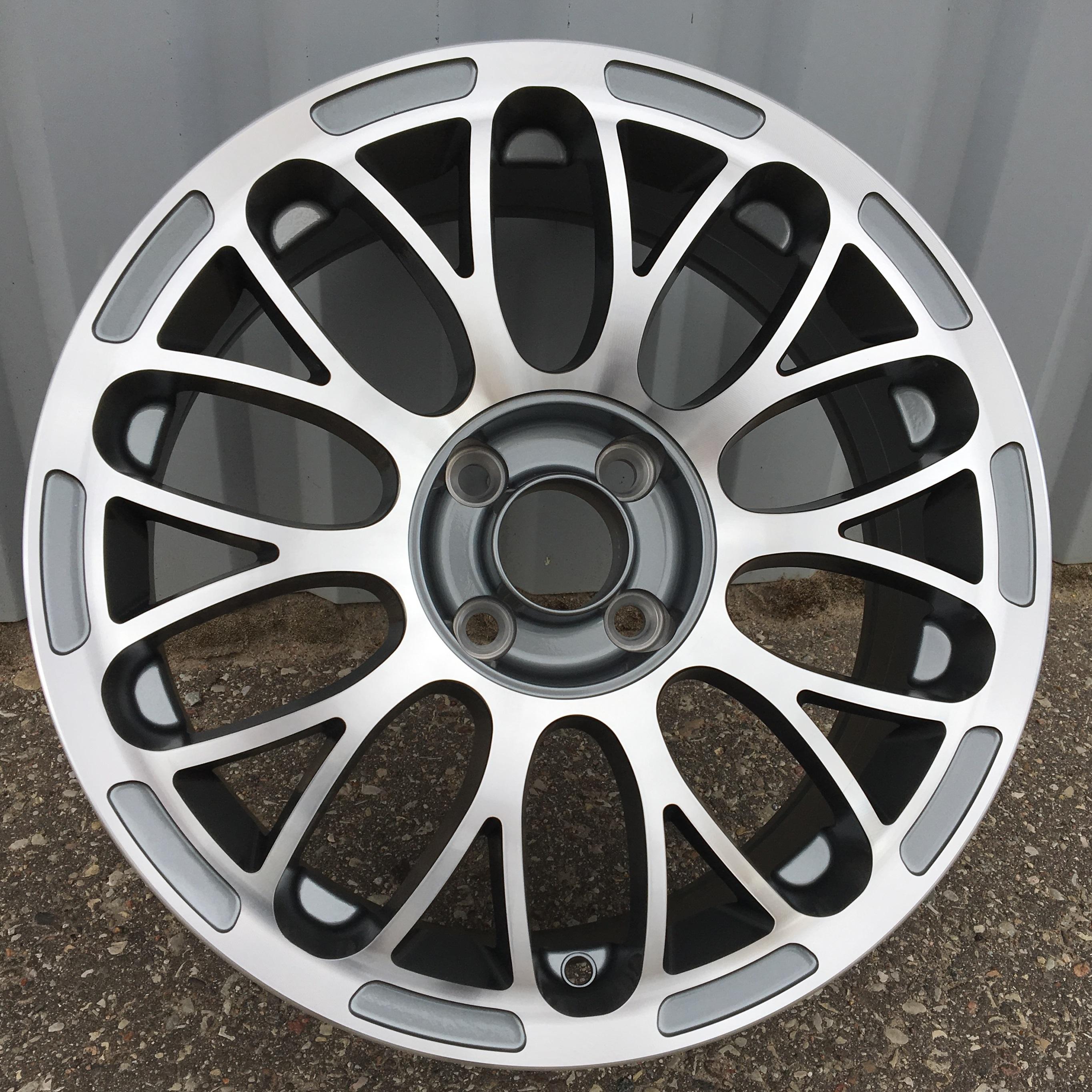 F16X6.5 4X98 ET35 58.1 LU392 (M-3) MG RWR FIA (R) 6.5x16 ET35 4x98