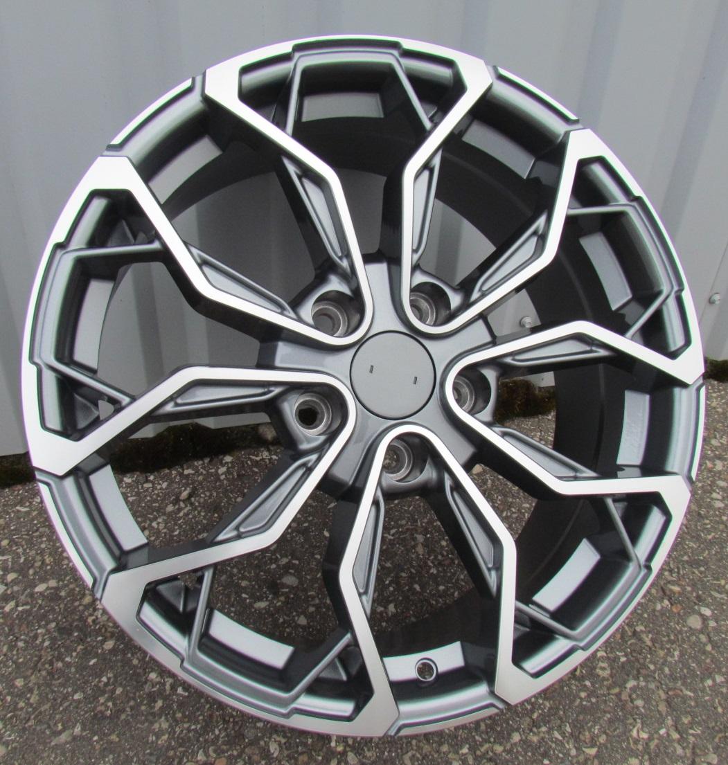 R17X7 5X114.3 ET43 66.1 XFE260 MG RWR Renault (P) 7x17 ET43 5x114.3