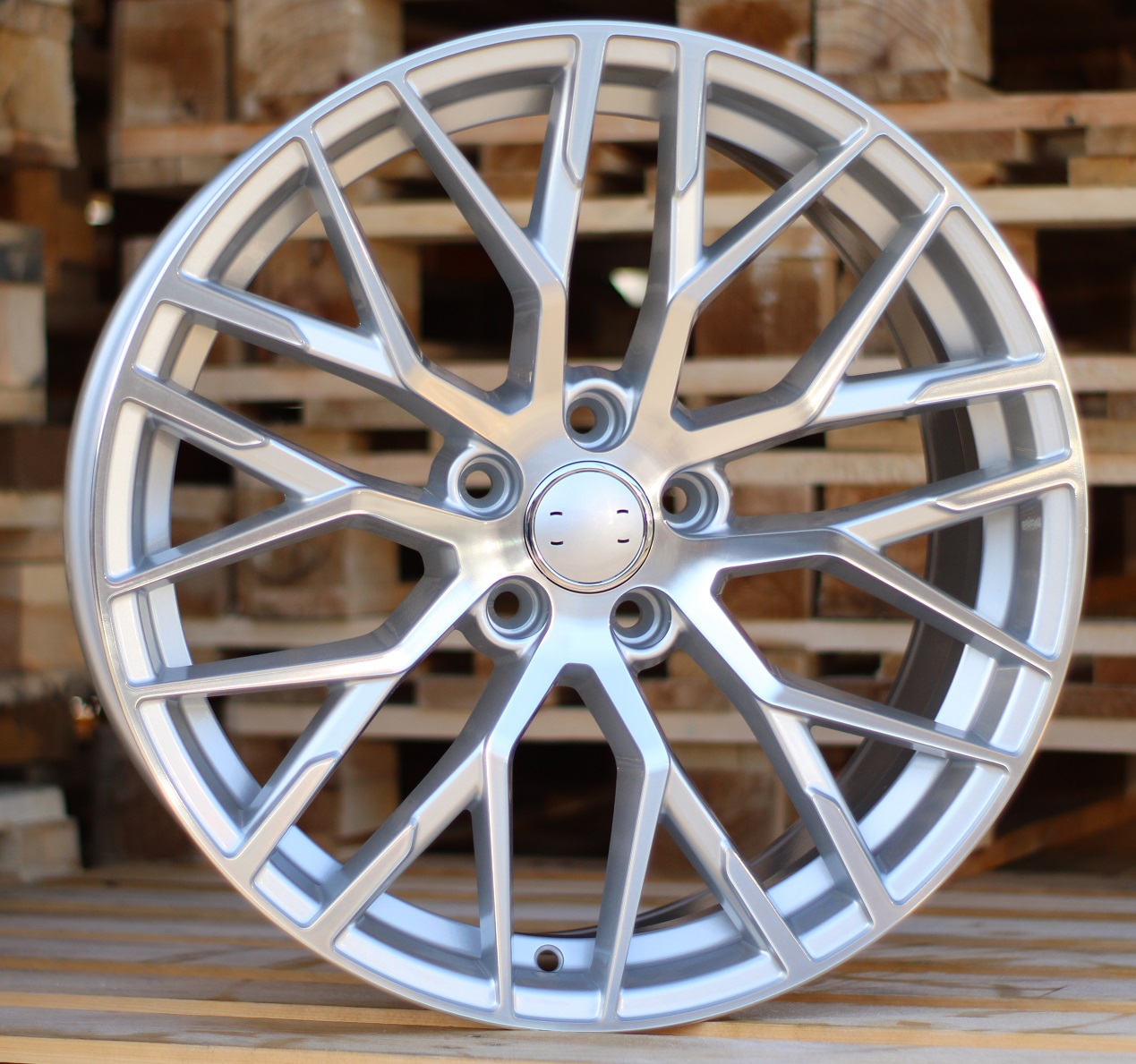 A19X8.5 5X112 ET40 66.45 XFE30 (BY1373) MS+Powder coating RWR AUD (+3eur) (K4) 8.5x19 ET41 5x112