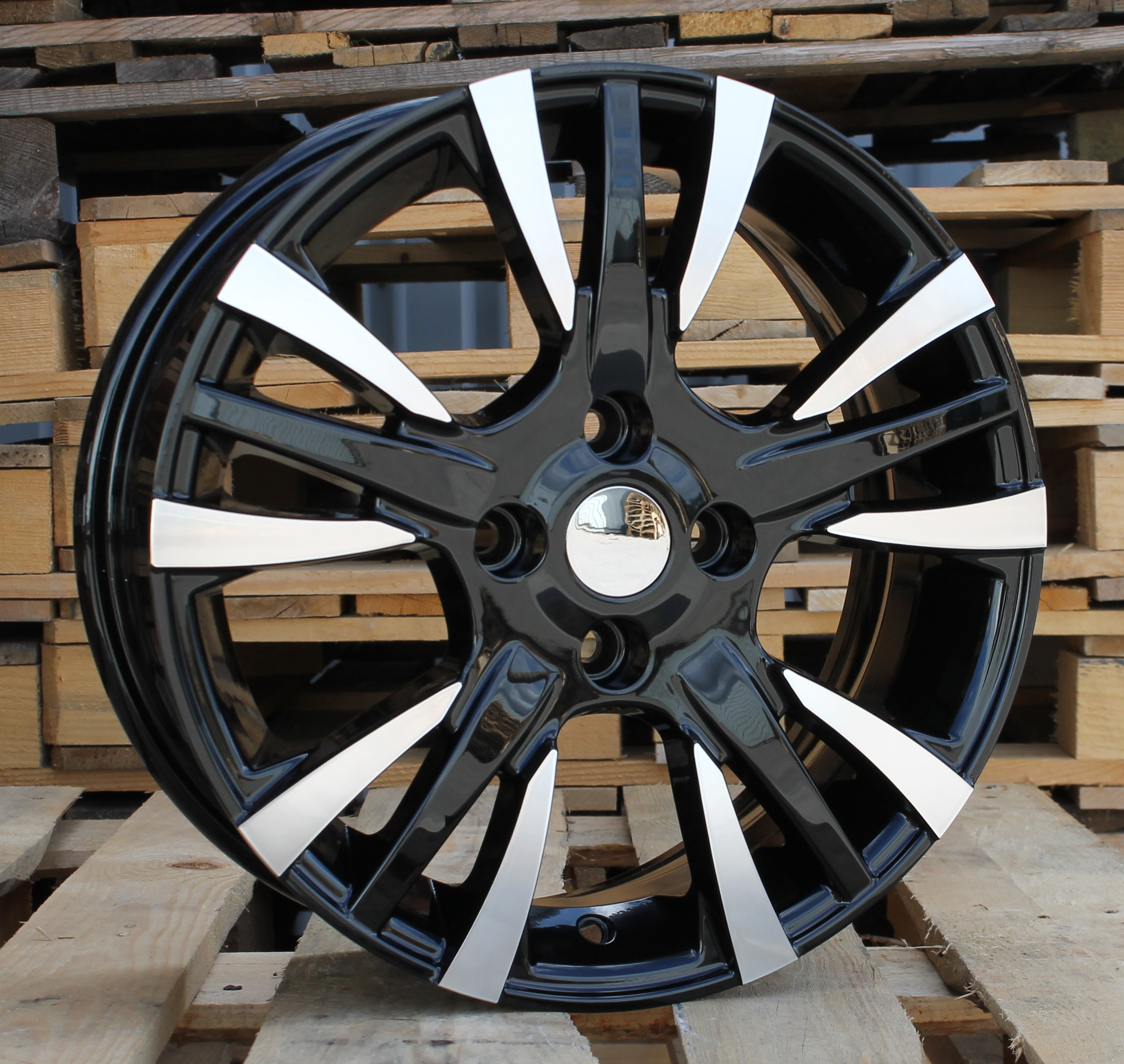 F15X6 4X99 ET35 73.1 5013 MB+POWDER COATING (+3eur) RWR FIA ()## 6x15 ET35 4x99