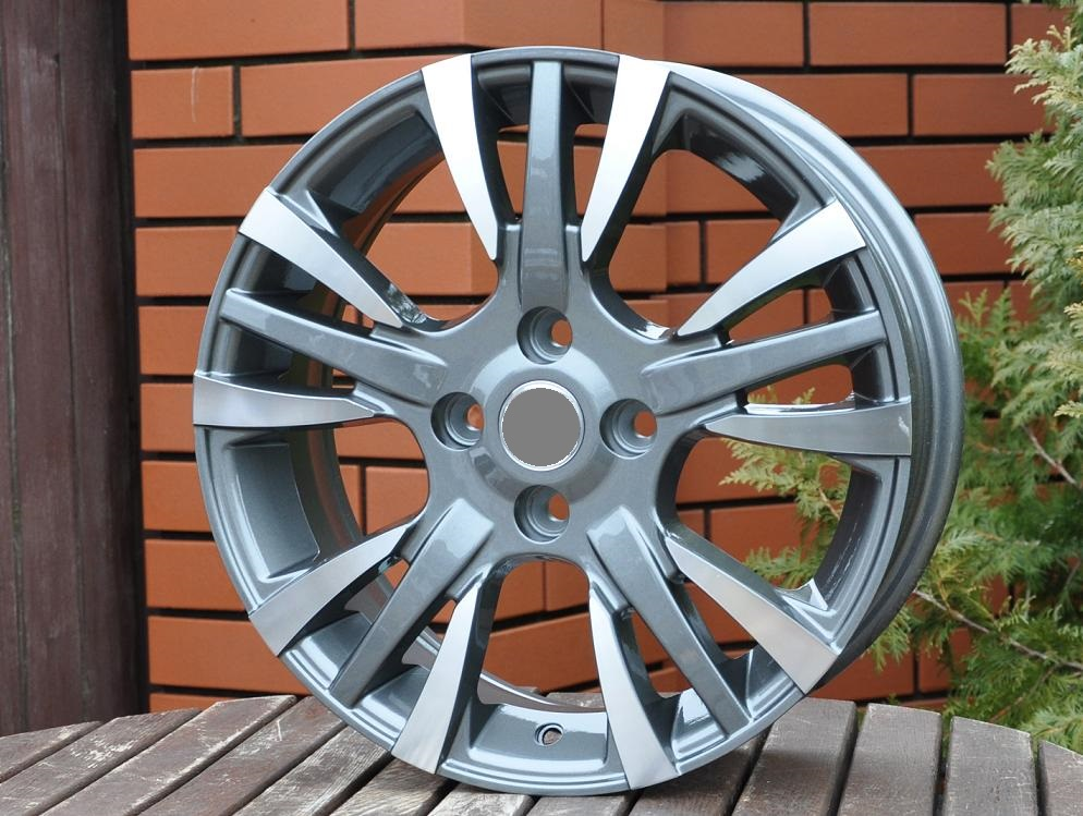 F15X6 4X99 ET35 73.1 5013 MG+POWDER COATING (+3eur) RWR FIA ()## 6x15 ET35 4x99