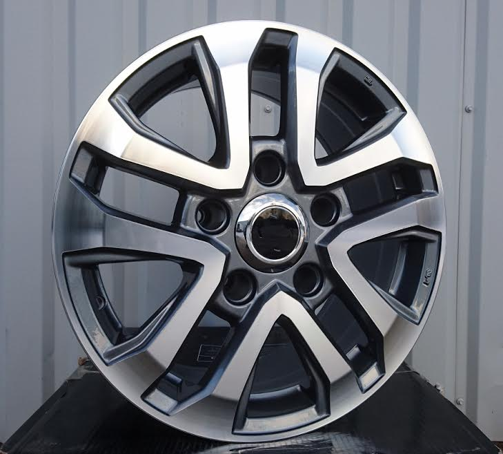 D22X9 5X150 ET45 110.1 5302 MG RWR TOY (4x4 price)(K6) 9x22 ET45 5x150