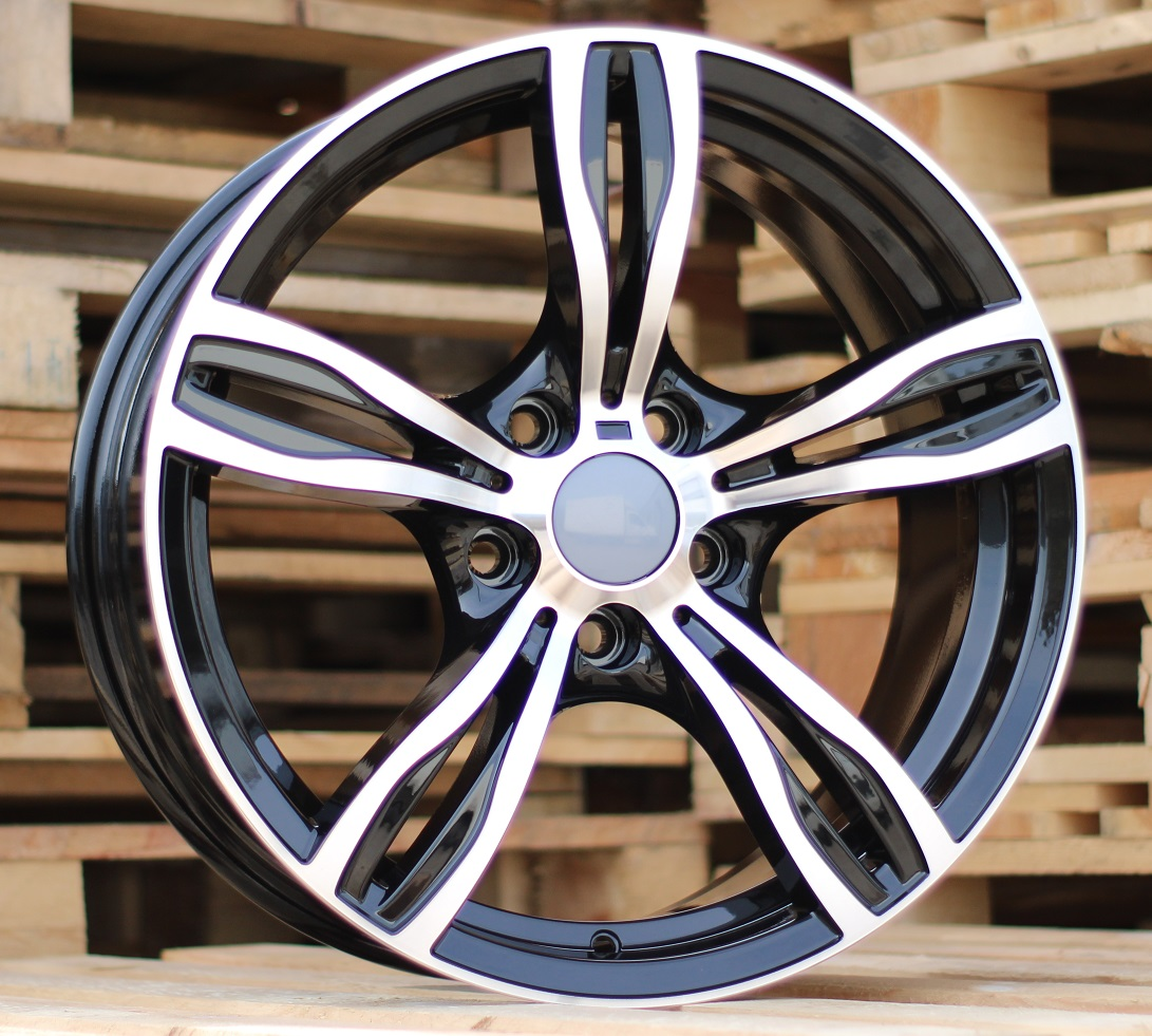 B18X8 5X120 ET20 74.1 ZE492 (BY941) MB+Powder Coating RWR BM (+3eur) (P1)## 8x18 ET21 5x120