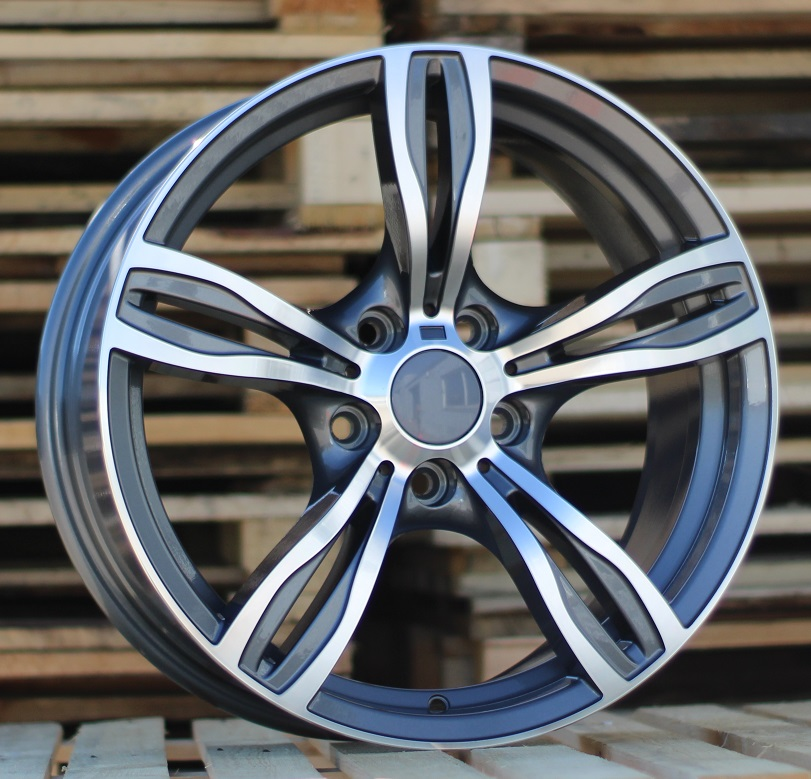 B18X8 5X120 ET30 72.6 ZE492 (BY941) MG+Powder Coating RWR BM (+3eur) (P1)## 8x18 ET31 5x120