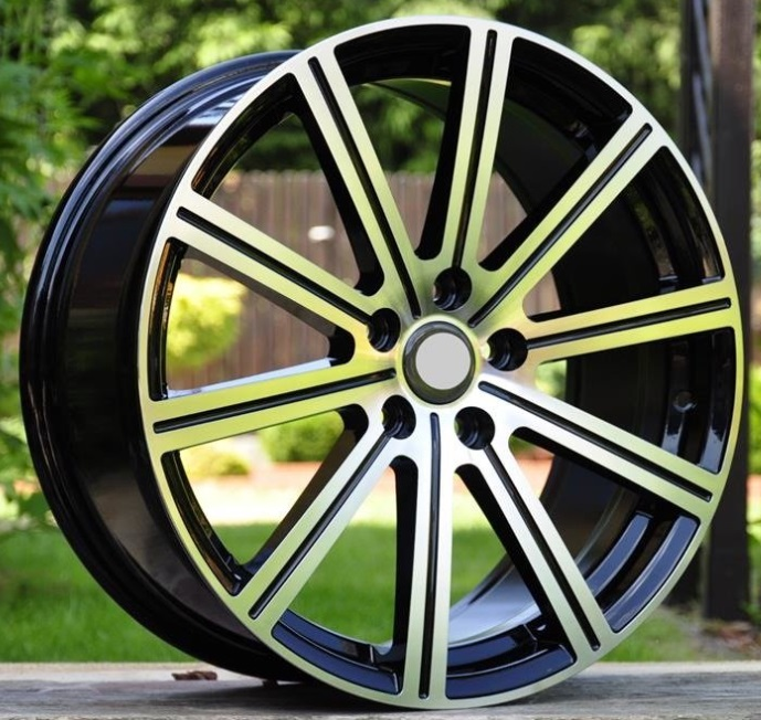V18X8 5X108 ET49 63.3 V513 (FE040) MB+Powder Coating RWR VOL (+3eur) (K5)## 8x18 ET47 5x108