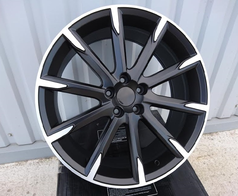 V18X8 5X108 ET49 67.1 V516 (FE135) MG+Powder Coating RWR VOL (+3eur) (K5)## 8x18 ET50 5x108